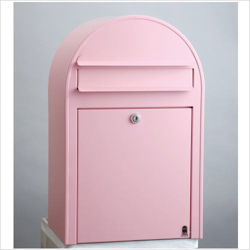 roze bobi brievenbus