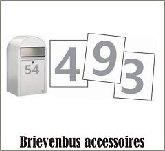 brievenbus accessoires