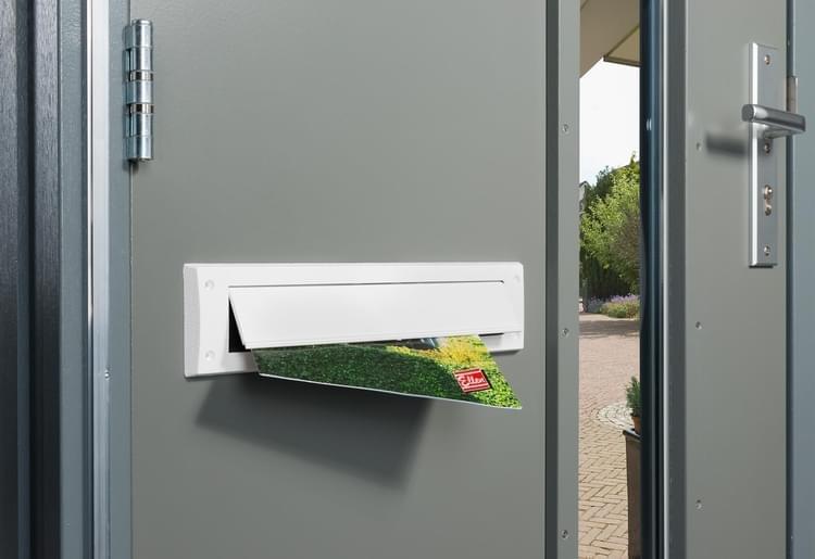 brievenbusklep deurbrievenbus