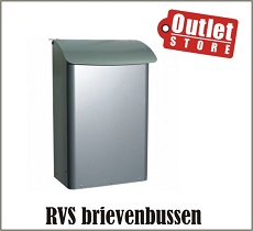 rvs brievenbus