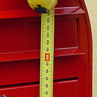 brievenbus meten