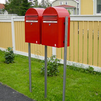 brievenbussen paal