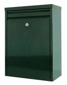 brievenbus aspen groen