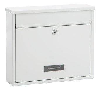 brievenbus zevenaar wit
