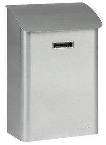 brievenbus safepost 14 zilver