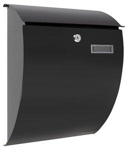 brievenbus zoetermeer zwart