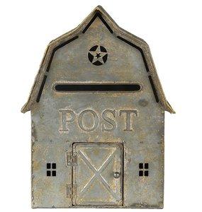 brievenbus huisje