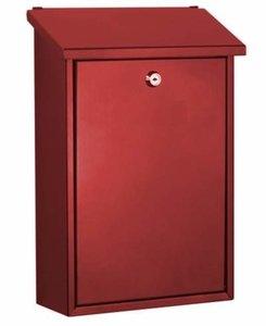 brievenbus auckland rood