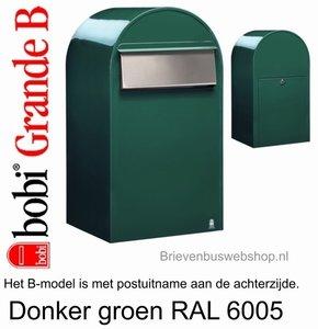 Grande b donkergroen 6005