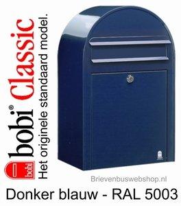 Bobi Classic Donker blauw ral 5003