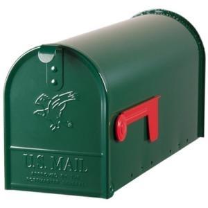 amerikaanse brievenbus groen