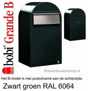 Bobi Grande B zwartgroen 6064