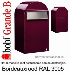Bobi Grande B bordeauxrood ral 3005