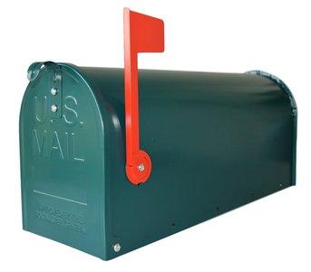 US mailbox groen