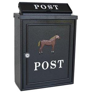 brievenbus paard