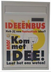 Ideeënbus Groningen wit