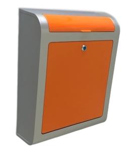 WEEK ACTIE: Design Brievenbus Express Systems oranje