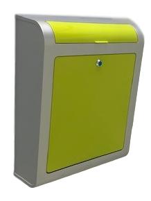 WEEK ACTIE: Design brievenbus Express Systems groen