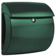 Showroommodel:-Brievenbus-Burgwachter-Pearl-mat-groen