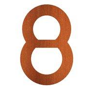 huisnummer cortentstaal 8