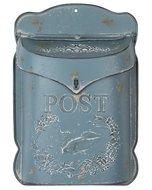 brievenbus landelijke stijl