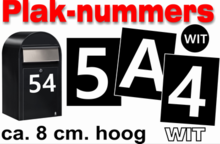 Huisnummer-container-stickers-Wit-8CM