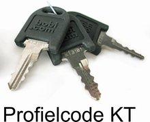 BOBI blanke sleutels KT