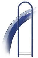 Statief Bobi Round donkerblauw RAL 5003