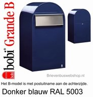 Grande Donkerblauw ral 5003