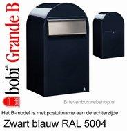 Bobi Grande B zwartblauw 5004