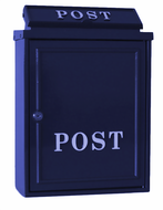klassieke brievenbus statige