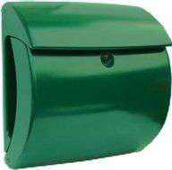 brievenbus kunststof kiel groen