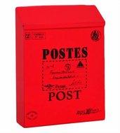 Brievenbus-Post-kaart-rood-(B-keus)