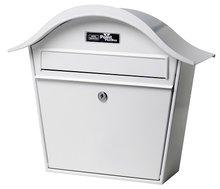 brievenbus rond dakje