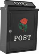 brievenbus bloem